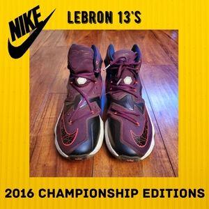Nike Lebron James 13's